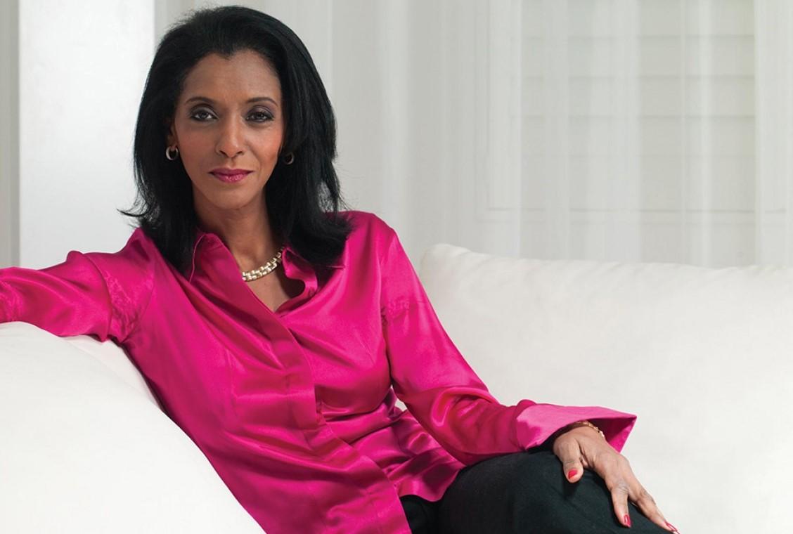 <span>Zeinab Badawi </span>