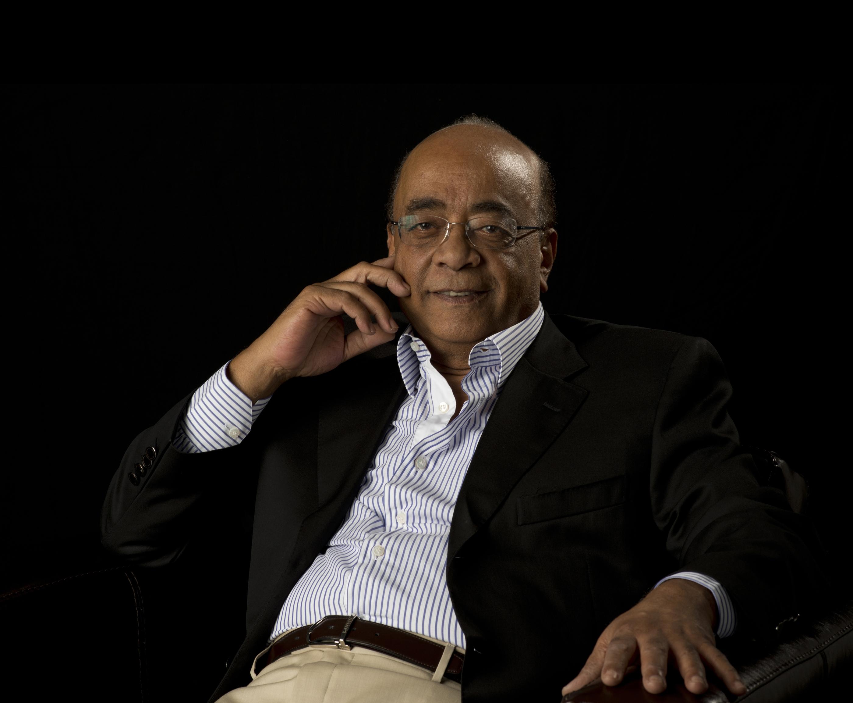 <span>Mo Ibrahim, Founder and Chair</span>