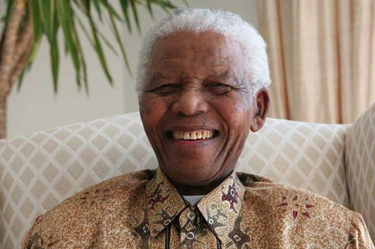 <span>Nelson Rolihlahla Mandela</span>