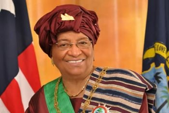 <span>Ellen Johnson Sirleaf</span>