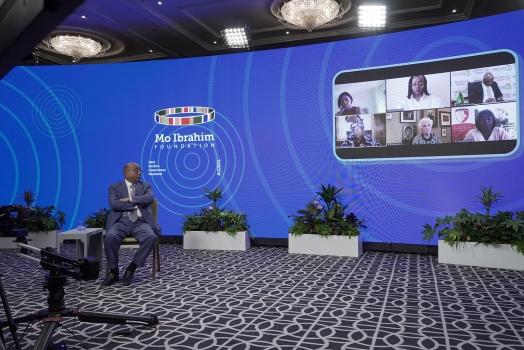 <span>2021 Ibrahim Governance Weekend: Online</span>