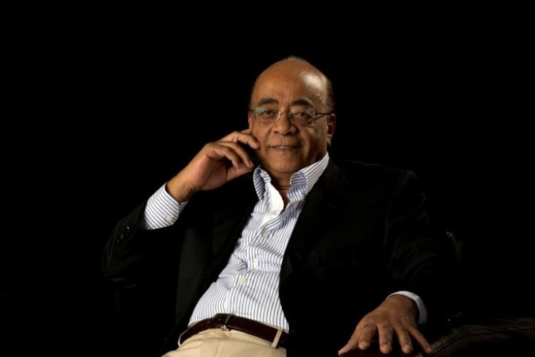 <span>Mo Ibrahim, Founder and Chair</span>