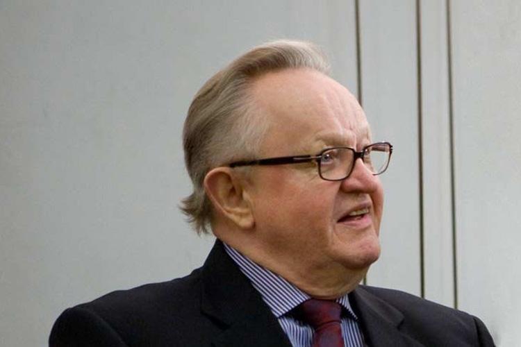 <span>Martti Ahtisaari</span>